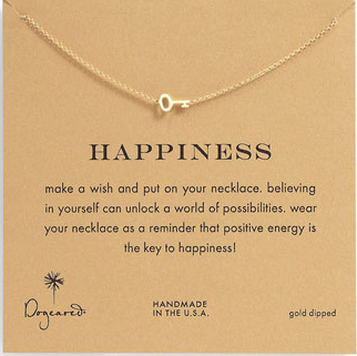 'Whispers - Happiness' Boxed Pendant Necklace, $66, shop.nordstrom.com