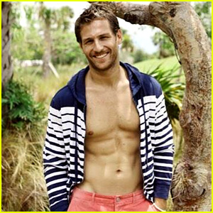 The man, the myth, the abs. Juan Pablo Galavis.  Courtesy of: justjared.com