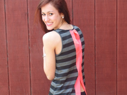 Neon stripes are always a fun mix-up. - $6.99