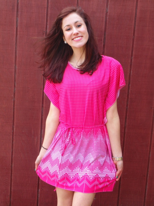 This bright pink screams springtime - and a good deal. - $7.99
