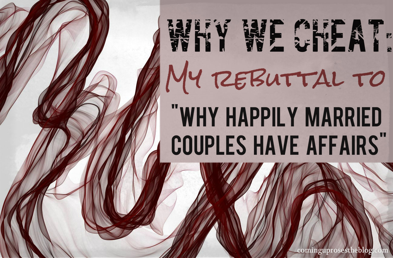 why married people have affairs
