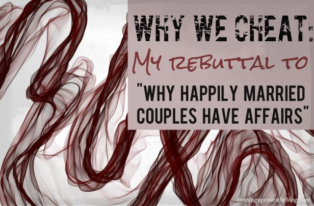 why we cheat